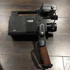 Vintage JVC Color Video Camera Model GX-S9U Saticon Rare