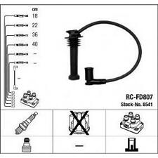 Cables bujia encendido NGK8541 - RC-FD807 - Ignition cable kit - FORD-MAZDA-VOLV