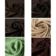 Quality100% Rayon Lining Fabric Dress Material Upholstery Fashion Crafts