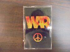 """NEW SEALED """"War""""  Cassette Tape (G)"""
