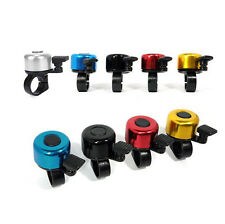 Metal&Plastic Ring Bell Loud Sound Fit For Bike Bicycle Cycling Safety 5 Color
