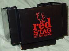 Jim Beam Red Stag - Bar Caddy - Napkin, Straw, Swizzel Holder....NEW