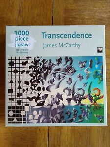 Flame Tree 1000 Piece Jigsaw Puzzle Transcendence James McCarthy