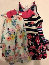 Gymboree Girls 2t Dress Lot Four Dresses