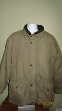 XL Regular London Fog Limited Edition Full Zip Coat Jacket Parka Zip Out Lining