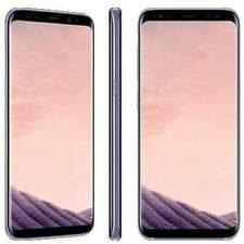 "Samsung Galaxy S8 SM-G950F - 64GB  - Orchid Grey (Unlocked) 5.8"" Smartphone"