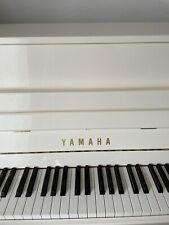 Yamaha Klavier weiß
