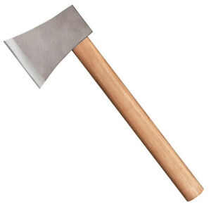 Cold Steel Competition Throwing Axe with Hickory Handle - 90AXF
