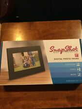 "SNAPSHOT 7""Digital Photo Frame"