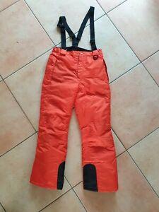 Skihose Orange 146 152