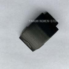 BREITLIN G BLACK STEEL DEPLOYMENT CLASP  FOR RUBBER STRAP 20MM M20DSA4