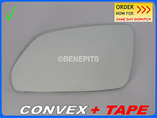 Wing Mirror Glass For VW POLO 2005-2009 CONVEX + TAPE Left Side #1036 #3