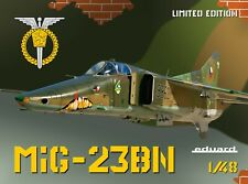 EDUARD 11132 MiG-23BN in 1:48 LIMITED EDITION!!