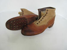 Wehrmacht DAK ankle Boots Afrika Korps 1942 GR. 46  Stiefel LW WK2 WWII WH mint