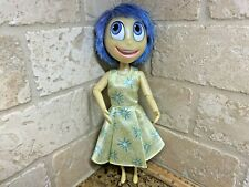 Inside Out Deluxe Talking Joy Doll Pixar Disney Store Exclusive 2015 Tested!!