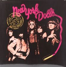 New York Dolls, Live At Radio Luxembourg  LP  NEW /SEALED