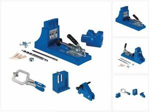 KREG Jig K4 Master-System ( K4MS ) Verbindungssystem Holz mit Taschenbohrung