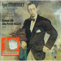 JOB/MILLOW sacre du printemps/tango STRAVINSKY CD 1991 Vogue - Piano