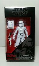 "Star Wars Black Series The Force Awakens First Order Snow Trooper 6"" Figure"