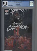Absolute Carnage #5 CGC 9.8 -- Greg Land VARIANT Venom AMAZING SPIDER-MAN