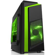 ULTRA FAST Quad Core Gaming PC 8GB RAM 1TB HDD + Windows 10 PRO & 2GB Graphics