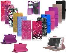 Étuis, housses et coques etuis portefeuilles Pour Sony Xperia XA pour téléphone mobile et assistant personnel (PDA) à motifs