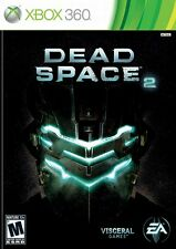 XBOX 360 Dead Space 2 Video Game Online Multiplayer Alien Action Two Live B