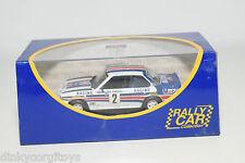 . IXO RALLY CAR OPEL ASCONA 400 RALLYE MONTE CARLO 1982 ROHRL MINT BOXED