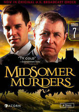 Midsomer Murders: Series 7 (DVD, 2014, 4-Disc Set) <a129>