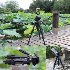 Mini Travel Tabletop Tripod Desktop for Canon Nikon DSLR Camera Mobile Phone