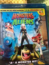 Monsters vs. Aliens (Blu-ray Disc, 2009)