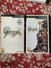 Dissidia 012 Final Fantasy Edition Legacy - Jeu PSP Comme NEUF