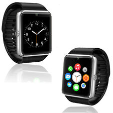 Indigi® Smart Watch And Phone GSM Wireles + Bluetooth Sync 2-in-1 Smart Watch
