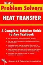 Heat Transfer Problem Solver (Problem Solvers Solution Guides), The Editors of R