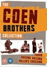 Coen Brothers Collection 5039036034494 With Nicolas Cage DVD Region 2