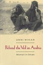 Behind the Veil in Arabia: Women in Oman-ExLibrary