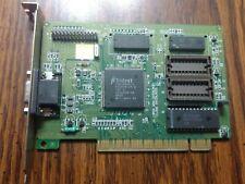 PCI Video card - Trident TGUI9440 - 1MB - TESTED