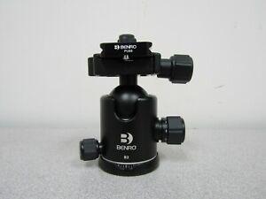 Benro B2 Triple Action Ball Head - Max. Load 35.2 lb / 16 kg