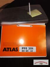 Ersatzteilliste Radlader ATLAS AR55,65,65 Super Ersatzteilkatalog Teileliste TOP
