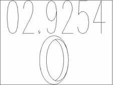 JOINT D'éTANCHéITé (TUYAU D'éCHAPPEMENT) POUR BMW 5 520 I 24V,3 315,316,318