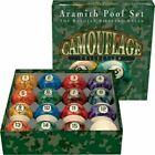 Aramith Camouflage Billiard Pool Balls Set