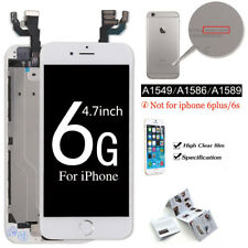 OEM For iPhone 6 4.7'' Touch Complete replacement Screen LCD +Camera+Home Button