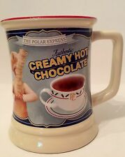 The Polar Express 3D Creamy Hot Chocolate MUG, TM & WARNER BROS. Entertainment