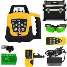 360 Automatic Self Leveling Rotary Laser Level Beam Range 500m Green Us
