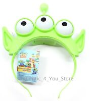 NEW Disney Parks Toy Story Land Little Green Men Alien Glow Light Up Headband