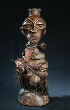 Songye Kalebwe Fetish Figure, D.R. Congo. African Tribal Art