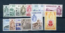 Gibraltar 1953 defin set fine MLH