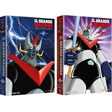 IL GRANDE MAZINGA - VOL 1 + 2 - 14 DVD