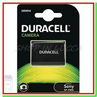 Batteria Ricaricabile DURACELL DR9954 sostituisce SONY NP-FW50 x Alpha Nex SLT