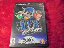 Sly 2: Band of Thieves w/ Manual Playstation PS2